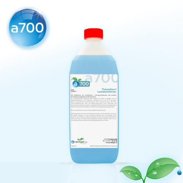 a700 Lactatfarben-Entferner / Flush