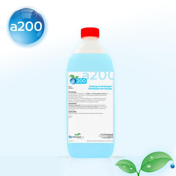 a200 Glas-Reiniger